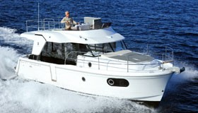 Фото моторной яхты Beneteau Swift Trawler 30
