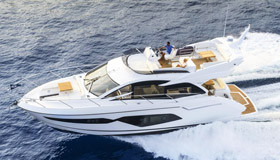 Фото моторной яхты Sunseeker Manhattan 52