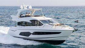 Фото моторной яхты Sunseeker Manhattan 66