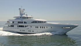 Фото яхты Huntress  верфи Lurssen Yachts
