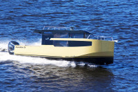 Modern Yachts Expedition 26