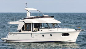 Фото моторной яхты Beneteau Swift Trawler 41 Fly