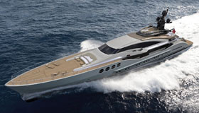 Фото моторной яхты Palmer Johnson 210 SportYacht