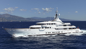 Фото яхты Hampshire II верфи Feadship