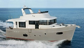 Фото моторной яхты Beneteau Swift Trawler 50