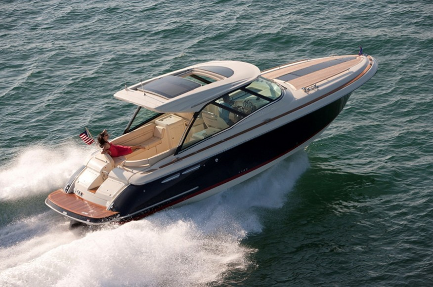Фото катера Chris-Craft Corsair 36 Hard Top