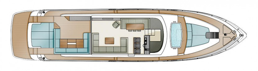 Fairline Targa 75 GT