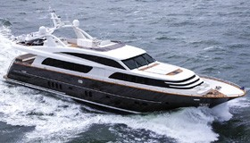 Фото моторной яхты Van der Valk Raised Pilothouse 25M