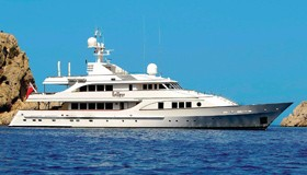 Фото яхты Eclipse верфи Feadship