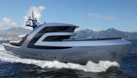 Проект яхты Blommendal 65 от Andy Waugh Yacht Design