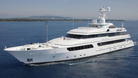 Фото яхты Hurricane Run верфи Feadship