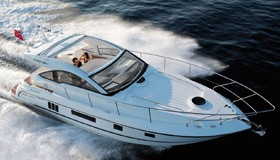 Фото моторной яхты Fairline Targa 38 Open