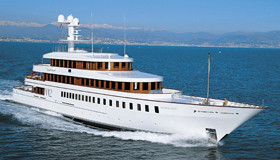 Фото яхты Wedge Too верфи Feadship