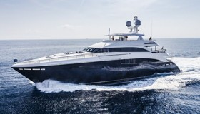 Фото яхты Solaris верфи Princess Yachts