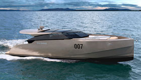 Фото яхты Modern Yachts Sea Eagle 50