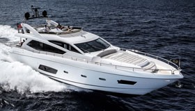 Фото моторной яхты Sunseeker Manhattan 73