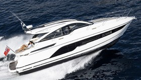 Фото моторной яхты Fairline Targa 43 Open