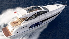 Фото моторной яхты Fairline Targa 48 Open
