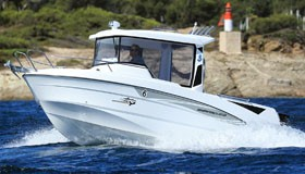 Фото катера Beneteau Barracuda 6
