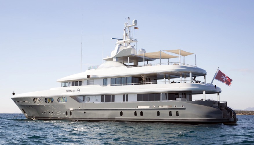 Фото яхты Princess Too верфи Feadship