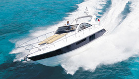Фото моторной яхты Fairline Targa 38