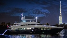 Фото яхты Flying Fish верфи Princess Yachts