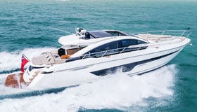Фото моторной яхты Fairline Targa 63 GTO