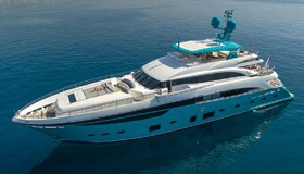 Фото яхты Anka верфи Princess Yachts