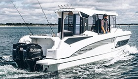 Фото катера Beneteau Barracuda 9 (2018 г.)