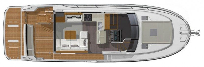 Beneteau Swift Trawler 47