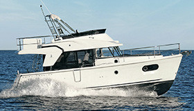 Фото моторной яхты Beneteau Swift Trawler 35