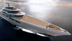 Проект яхты Tomorrow от Sinot Exclusive Yacht Design