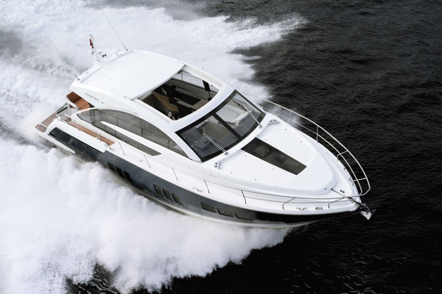 Фото моторной яхты Fairline Targa 50 GT
