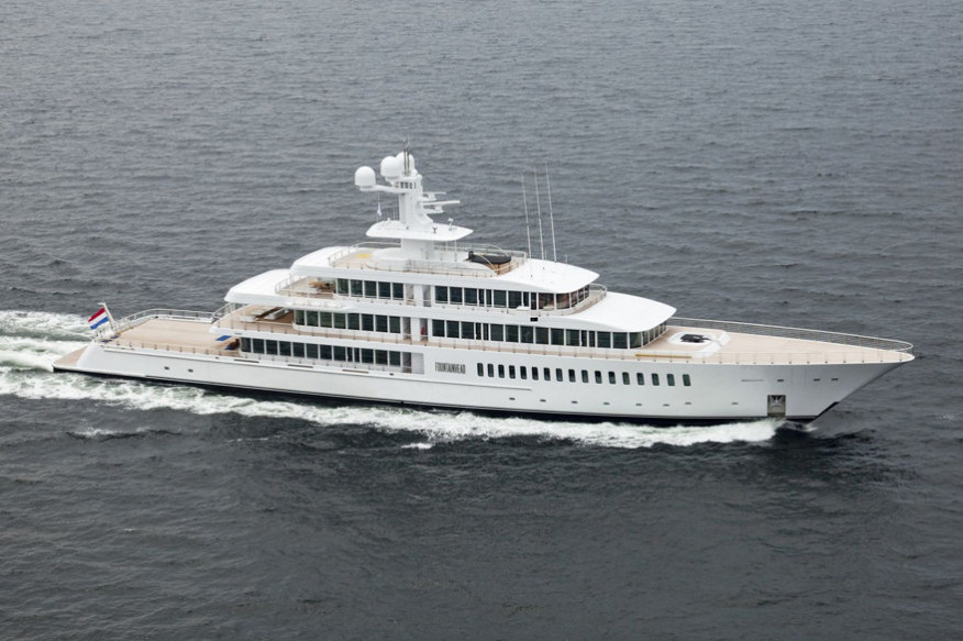 Фото яхты Fountainhead верфи Feadship