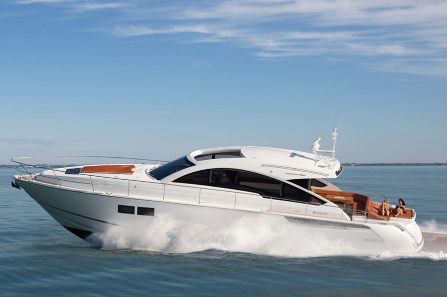 Фото моторной яхты Fairline Targa 62 GT