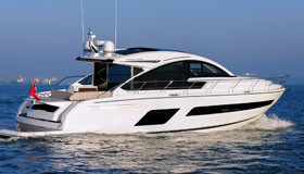 Фото моторной яхты Fairline Targa 53 GT