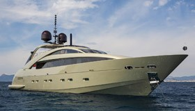 Фото яхты Midnight Sun верфи ISA Yachts