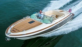 Фото катера Chris-Craft Corsair 25