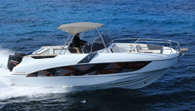 Фото катера Beneteau Flyer 8.8 SPACEdeck