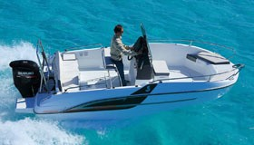 Фото катера Beneteau Flyer 5.5 SPACEdeck