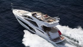 Фото моторной яхты Sunseeker Manhattan 55