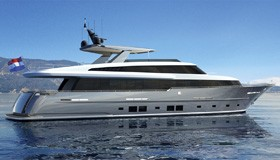 Фото моторной яхты Van der Valk Raised Pilothouse 32M