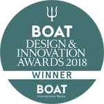 Boat International Design Innovation Awards 2018