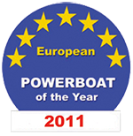 Euro Powerboat of the Year 2011 logo