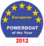 Euro Powerboat of the Year 2012 logo