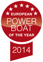 Euro Powerboat of the Year 2014 logo