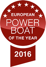 Euro Powerboat of the Year 2016 logo