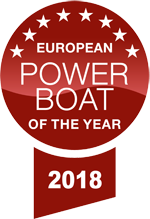 Euro Powerboat of the Year 2018 logo