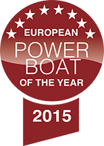 Euro Powerboat of the Year 2015 logo