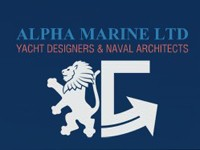 Логотип компании Alpha Marine Ltd